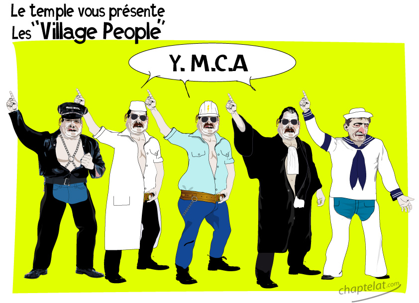 village people les articles du site: